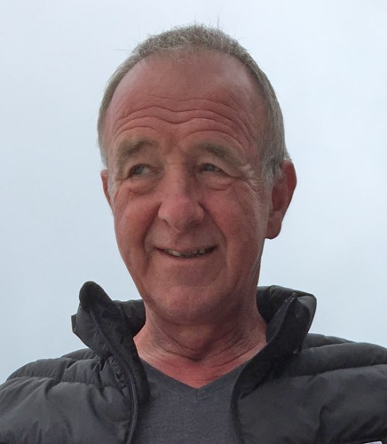 Indehaveren af Sporshoppen er Leif Kirkeby, kendt fra HIKE Petfood A/S.