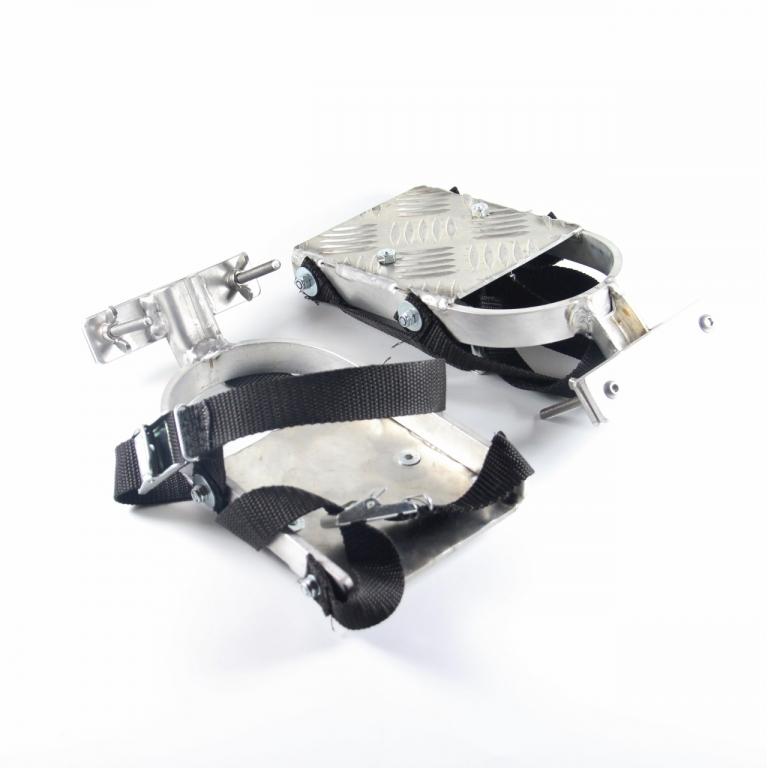 Færtsko i aluminium