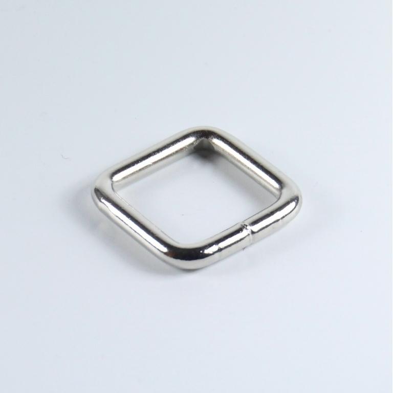 Firkantet ring 25 mm