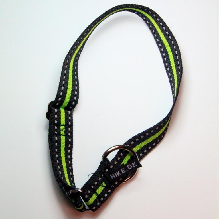 25 mm justerbart webbing halsbånd med re...