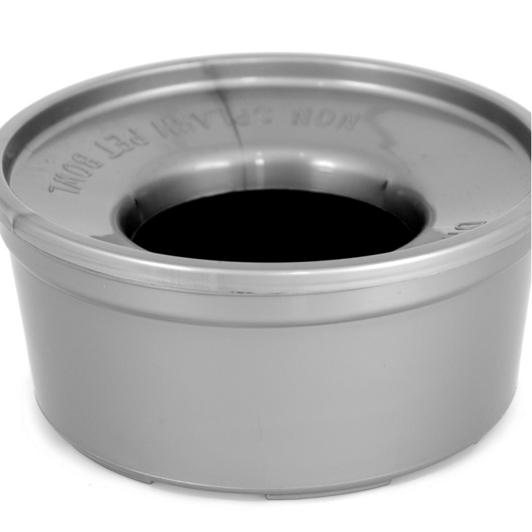 Skvulpfri vandskål 1,5 L.
